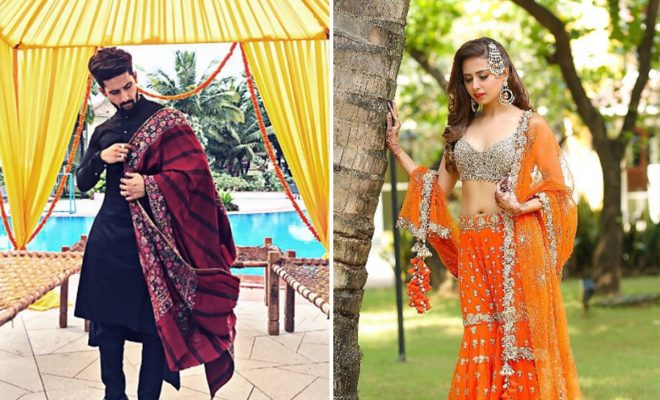 Sargun Mehta And Ravi Dubey Are One Of Televisions Most Loved Dapper Stylish Couple Heres A Who Doesnt Shy Away From Displaying Their Love