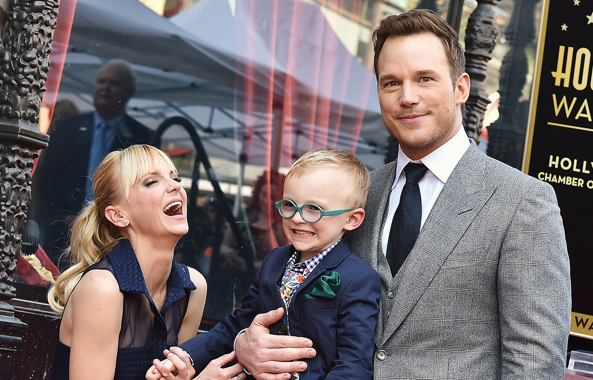 ANNA FARIS AND CHRIS PRATT HAVE FILED FOR DIVORCE