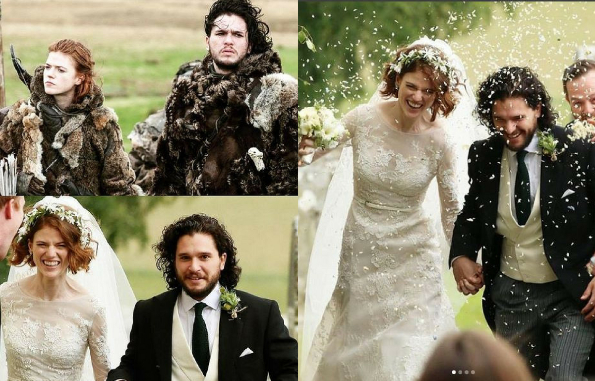 Does jon snow hook up with ygritte