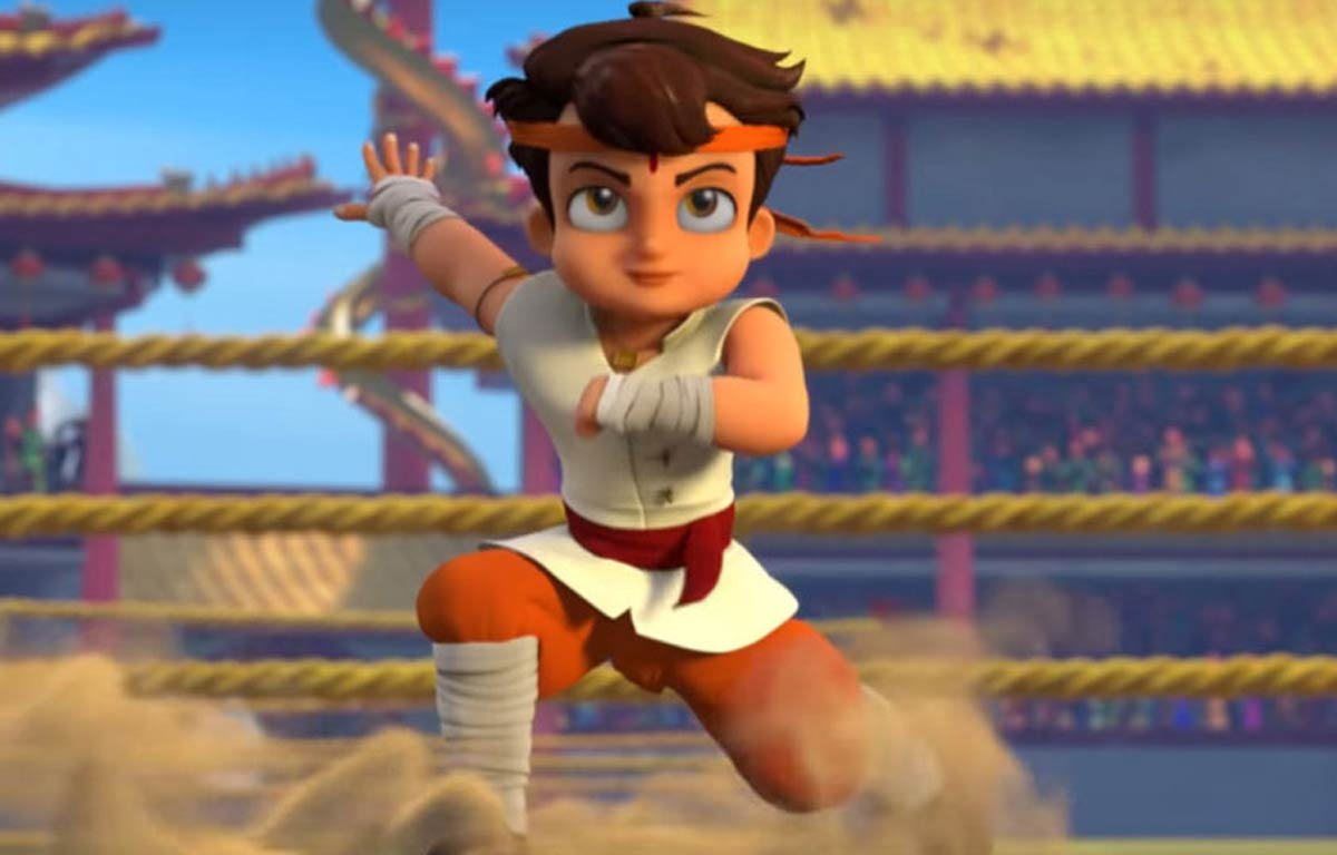 Movie Review: Chhota Bheem Kung Fu Dhamaka online Watch and