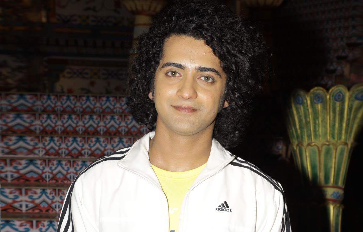 Sumedh Mudgalkar Takes A Short Break From Radhakrishn To