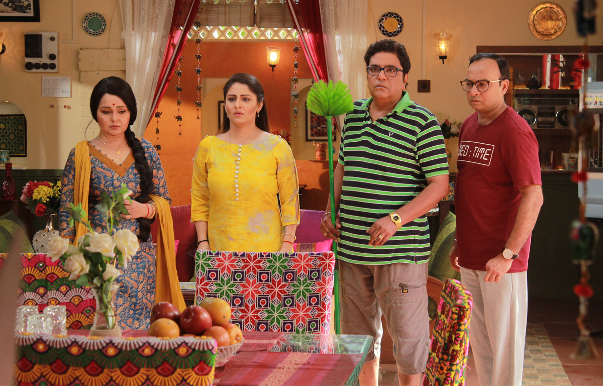 Watch Aam Aadmi Ki Anokhi Kahani In Sony Sabs Beechwale -7178