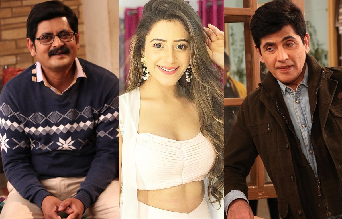 Sharing Christmas Cast.Bhabiji Ghar Pe Hai And Jijaji Chat Par Hai Actors Share
