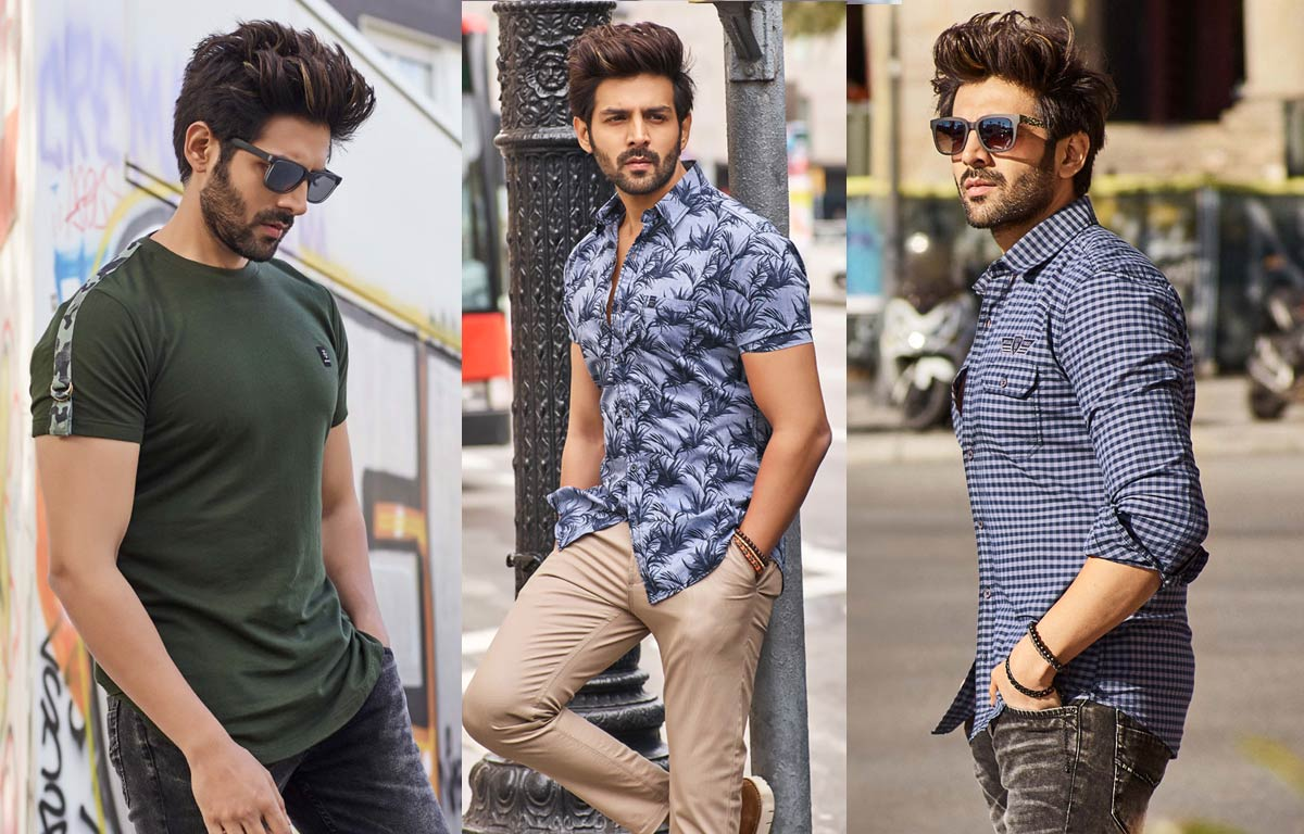 Kartik Aaryan Teaches You How To Style It Up This Summer With His ...