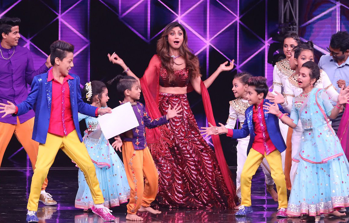 Super Dancer Chapter 3 Semi Finale Episode With The Ex