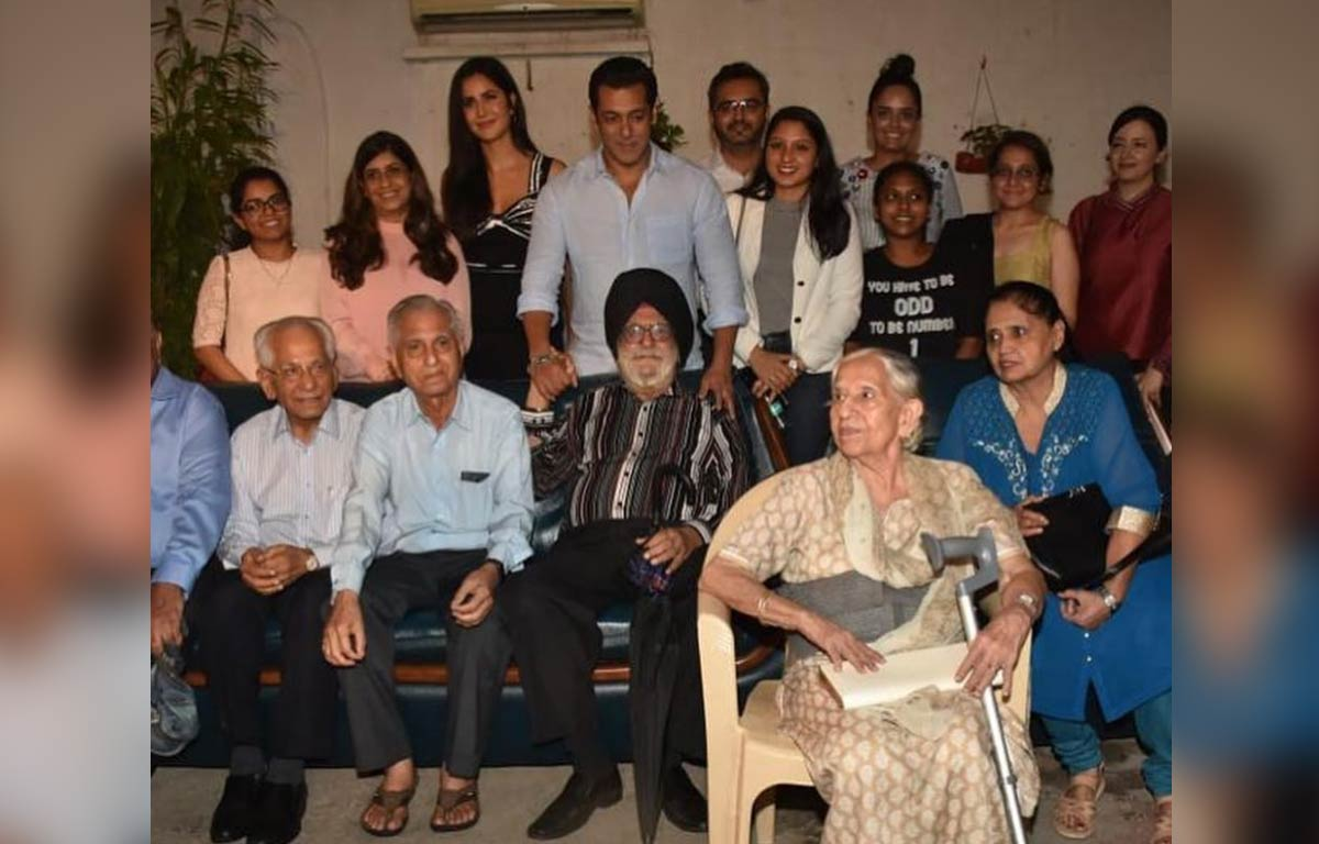 Salman Khan And Katrina Kaif Meet Civilians Who Witnessed India Pakistan Partition