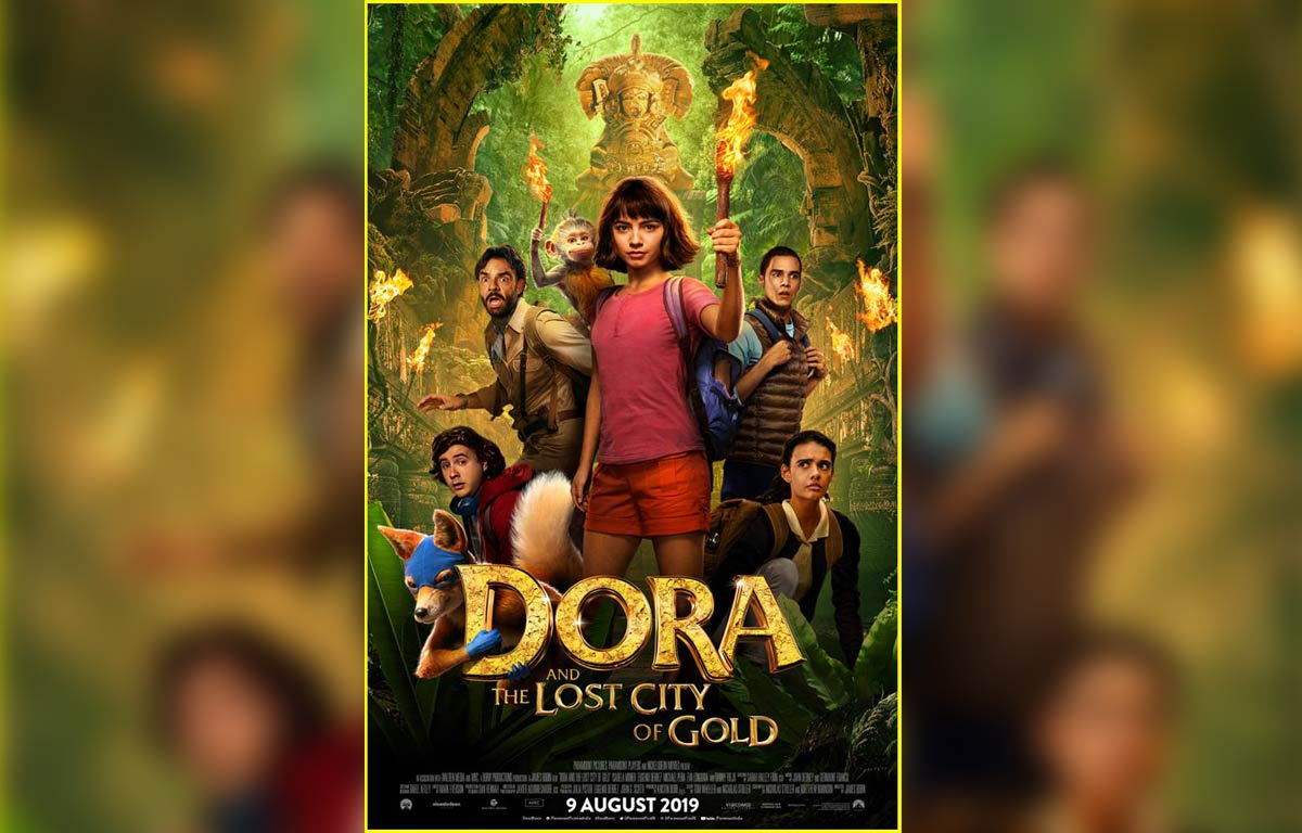 'Dora And The Lost City Of Gold' To Be Distributed