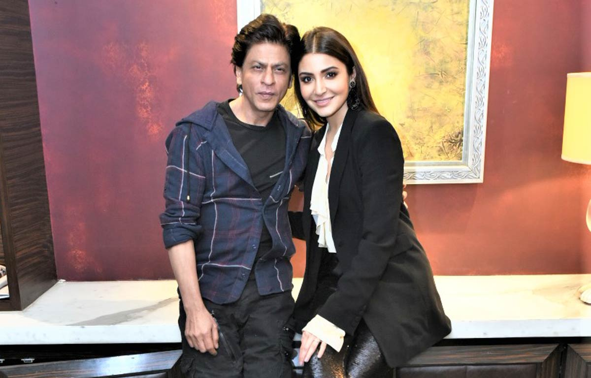 Shah Rukh Khan And Anushka Sharma To Greenlight New Original Series