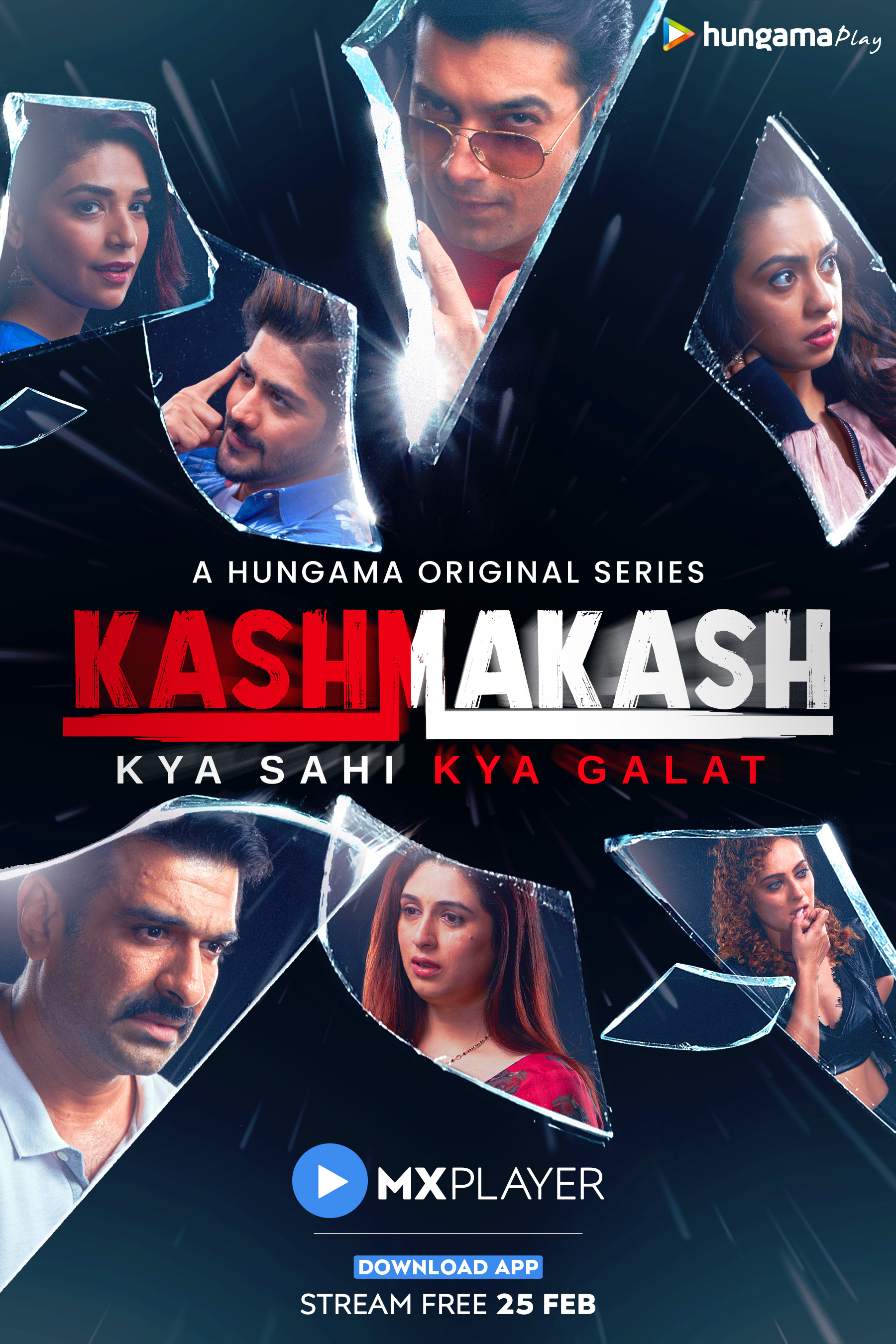 THE 5 EPISODE SERIES KASHMAKASH ON MX PLAYER TAKES YOU ON A ...